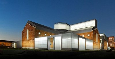 Exit Arquitects transform an old prison into a Civic Centre
