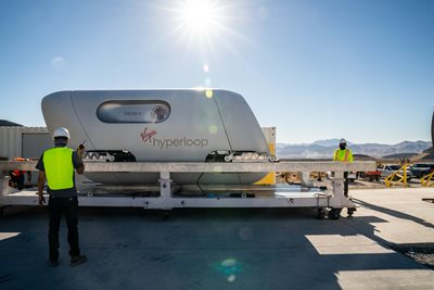 Attention passengers: now boarding the future of transportation