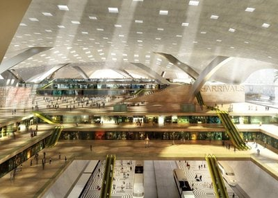 Qatar: OMA has been announced as masterplanners for Airport City