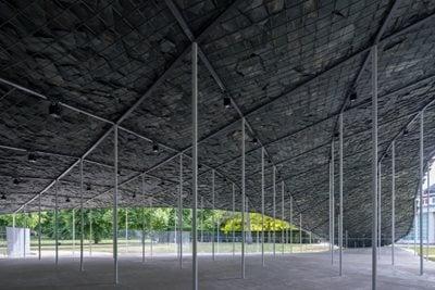Junya Ishigami's Serpentine Gallery Pavilion opens in London