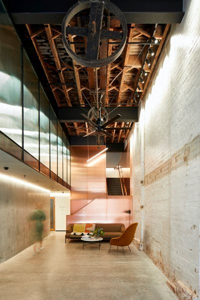 Boutique office refurb becomes a sweet addition to Make's Sydney portfolio