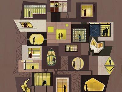 Imagining the Windows of 25 Iconic Architects