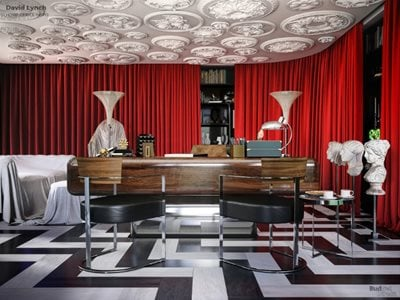 If 7 Film Directors Designed Your Home Office