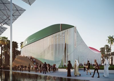 Moving architecture: unveiling the Italian Pavilion at Expo 2020