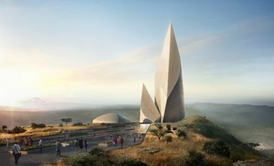 Studio Libeskind Unveils Ngaren, the Museum of Humankind