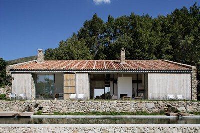 The incredible simplicity of Estate in Extremadura