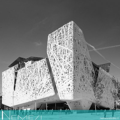 """A """"concrete"""" love story in EXPO"""