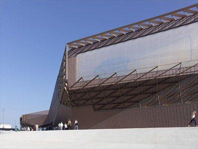 Tetrarc Architectes creates the Paloma contemporary music centre