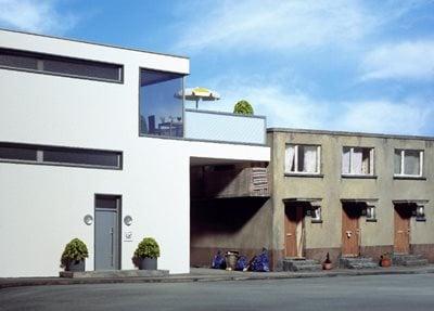 Frank Kunert's Surreal Architectures