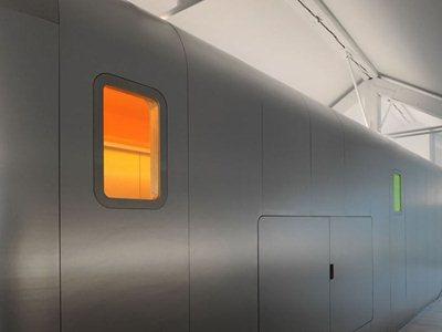 Daniel Dethier's cutting-edge Kempart Loft project