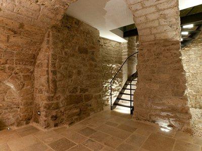 The innovative restoration of Palazzo Calò in Bari