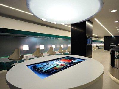 """Alitalia launches the new """"Dolce Vita"""" lounge area in Fiumicino"""