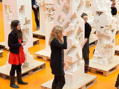Porous City: 1.000.000 LEGO bricks at MIPIM Innovation Forum