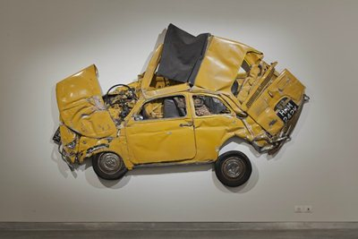 In Reverse exhibition by designer Ron Arad