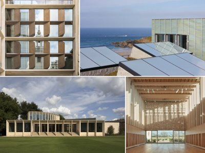 2018 RIBA Stirling Prize SHORTLIST announced