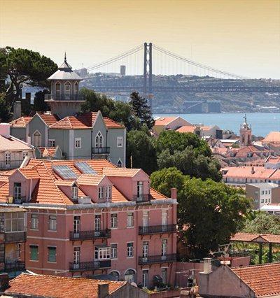 Lisbona, diva di seduzione