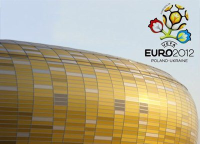 A report from the stadia of Euro 2012 in Poland and Ukraine
