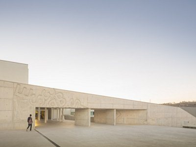 Caneças High School in Portugal by Arx Arquitectos