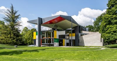 Le Corbusier's last colorful architectural masterpiece reopened