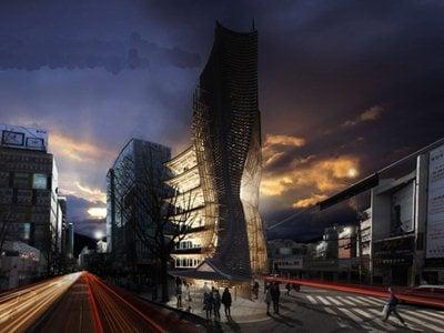 Winners of eVolo Skyscraper Competition 2014 announced