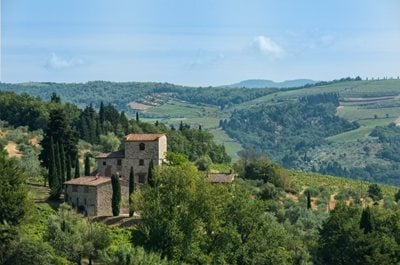 Michelangelo's Tuscan Villa is now up for sale
