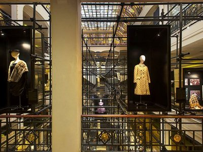 125 years of style for El Palacio de Hierro in Mexico City