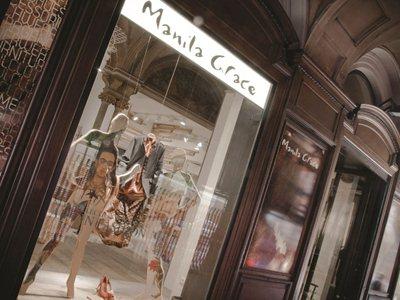 The Manila Grace Concept Store by Giraldi Associati