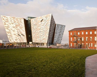Titanic Belfast: 100 years later the Titanic comes home