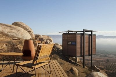 Micro shelters for two