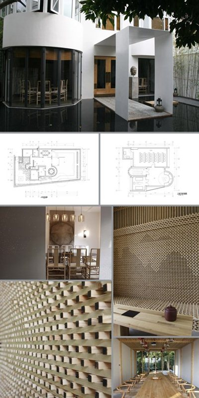 The Oriental Club-Settling Down has been selected into the China Design Exhibition 2012