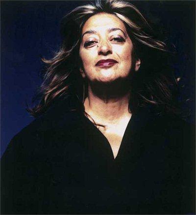 Happy birthday Zaha Hadid!