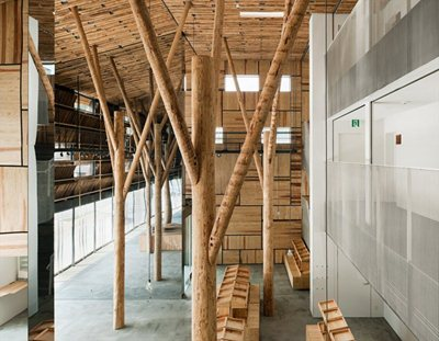 Kengo Kuma's recipe for sustainable tourism