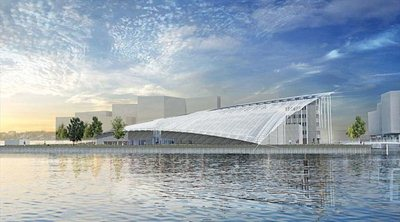 Renzo Piano's new Modern Art Museum in Oslo