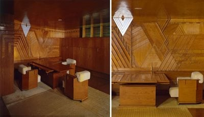 A Forgotten F.L.Wright Masterpiece Comes Back to Light