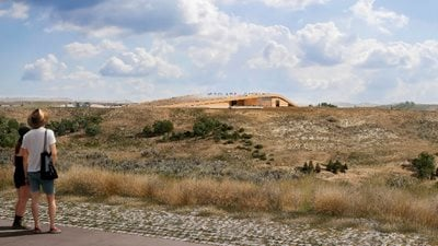 Snøhetta to design the Theodore Roosevelt Presidential Library