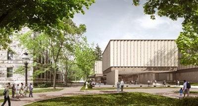 Design for New Princeton University Art Museum Announced