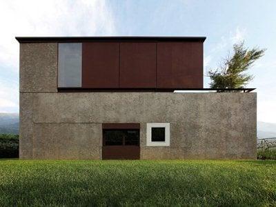 Valtellina: Act Romegialli designs DMB House