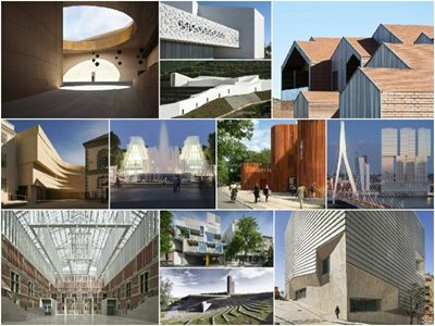 40 shortlisted works announced for the 2015 Mies Van Der Rohe Award