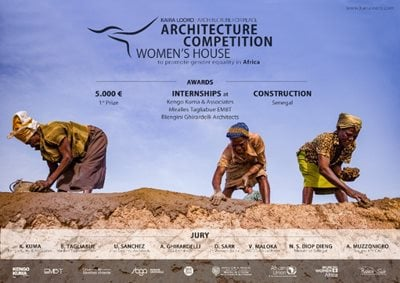 Women's House in Africa
