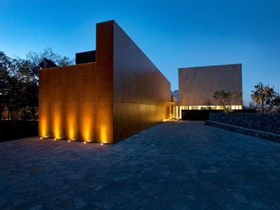 Casa MTY designed by bgp arquitectura in Mexico