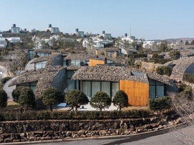 Kengo Kuma designs a new residence in South Korea