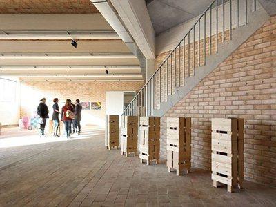 Buda Art Center: a new cultural centre designed by 51N4E