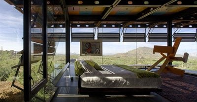 Relic Rock: a green living prototype in Scottsdale, Arizona