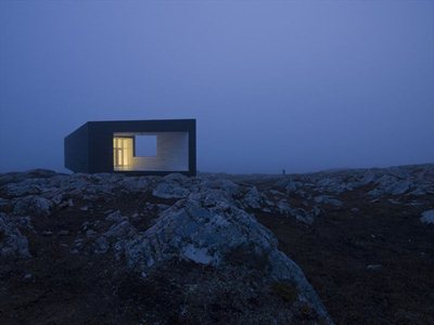Fogo island: a series of studio flats 'at the end of the world'