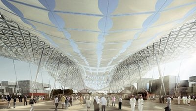 Dubai Wins World Expo 2020 Bid with HOK-Led Master Plan