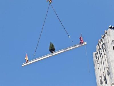 Did you join the SFMOMA Expansion Topping Out Ceremony?