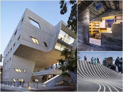 2016 Aga Khan Award for Architecture winners announced
