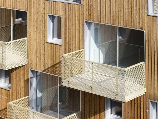 34 social-housing units in Bondy Atelier Du Pont