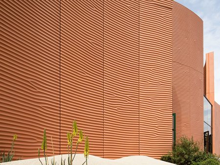 UAE Pavilion at Expo Milano 2015 Foster + Partners