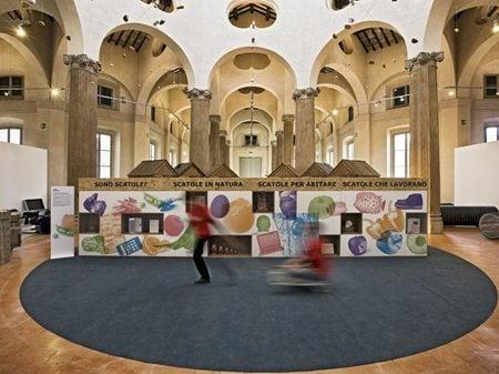MUBA - Museo dei Bambini BDGS Architetti Associati